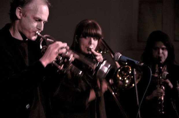 Oddfellows horn section