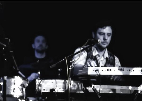 Dan Burke - keyboards